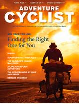 Adventure Cyclist February 2012